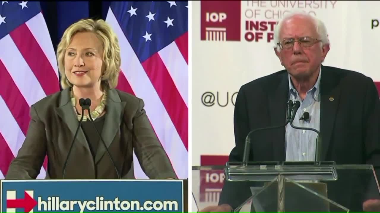 Bernie Sanders to Campaign With Hillary Clinton