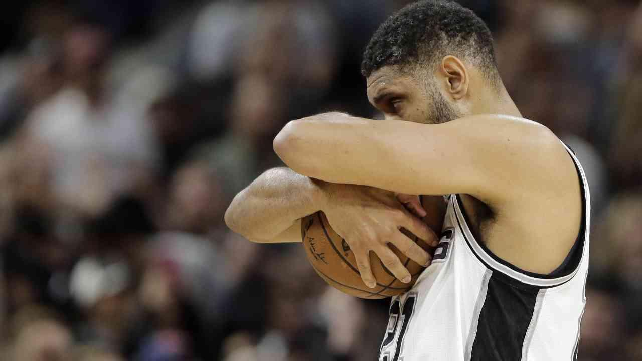 Tim Duncan Retires After 19 Seasons