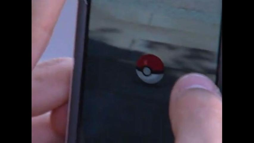 Potential dangers of Pokemon Go