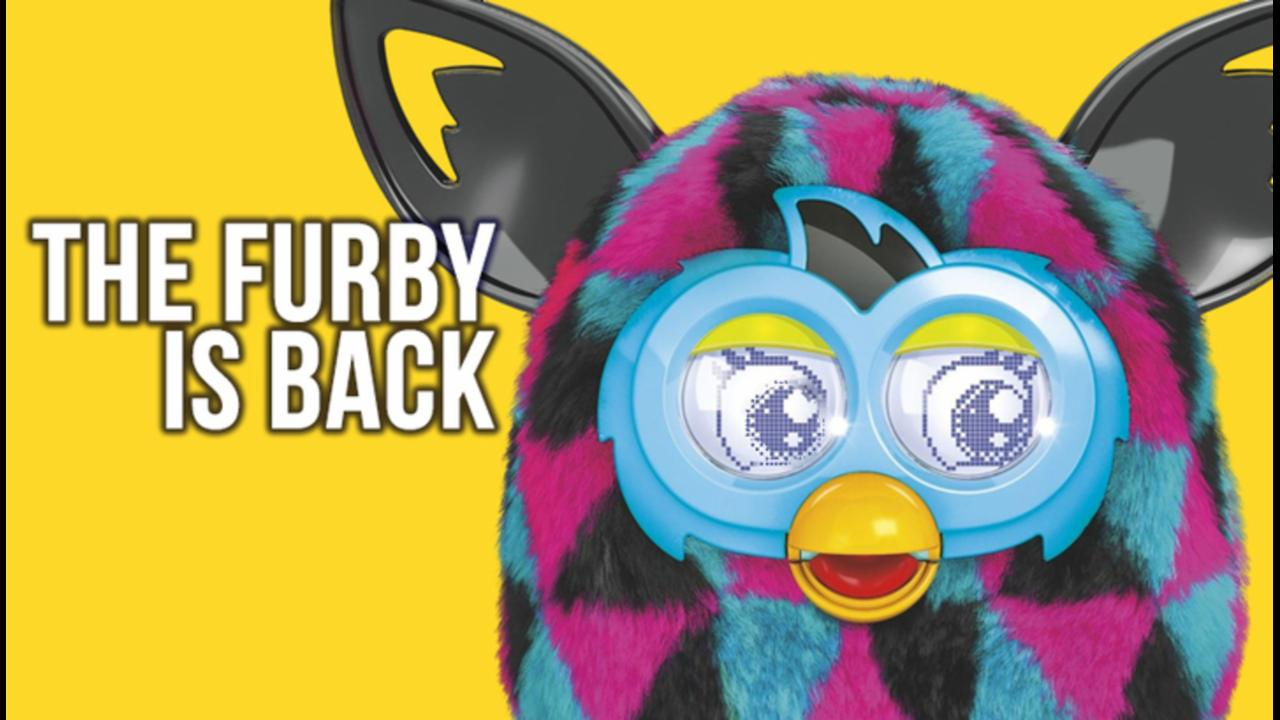 The Furby Is Back