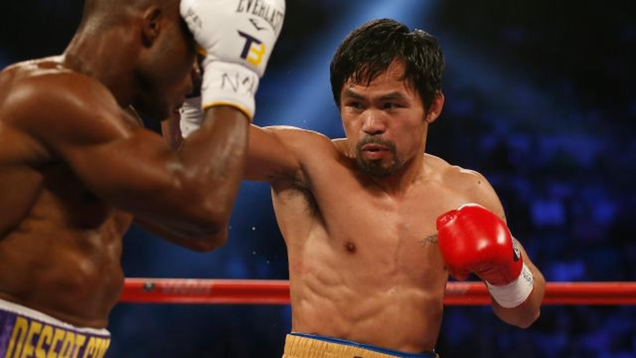 Senator Manny Pacquiao Is Returning to the Boxing Ring