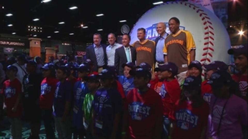 All-Star Game fans rave about San Diego