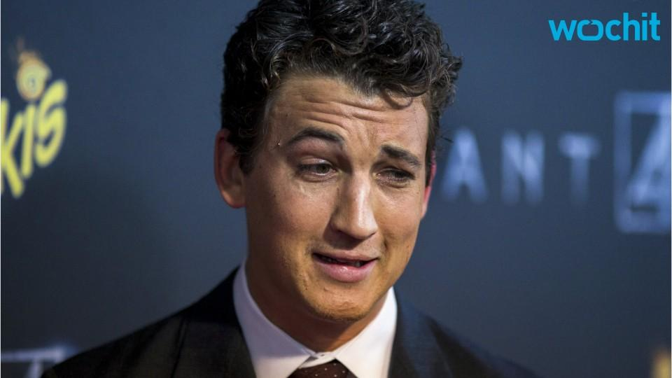 Miles Teller Goes Blonde and the Twitter Goes Crazy