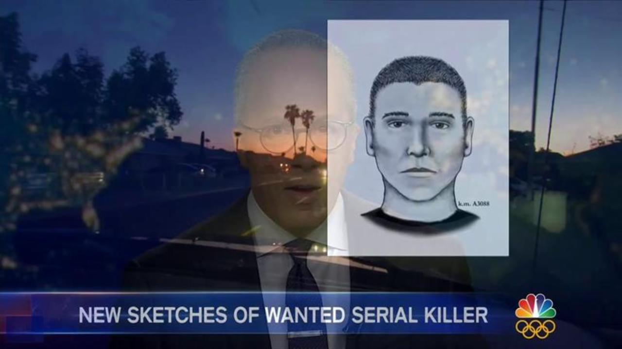 Manhunt for Phoenix Serial Killer Intensifies