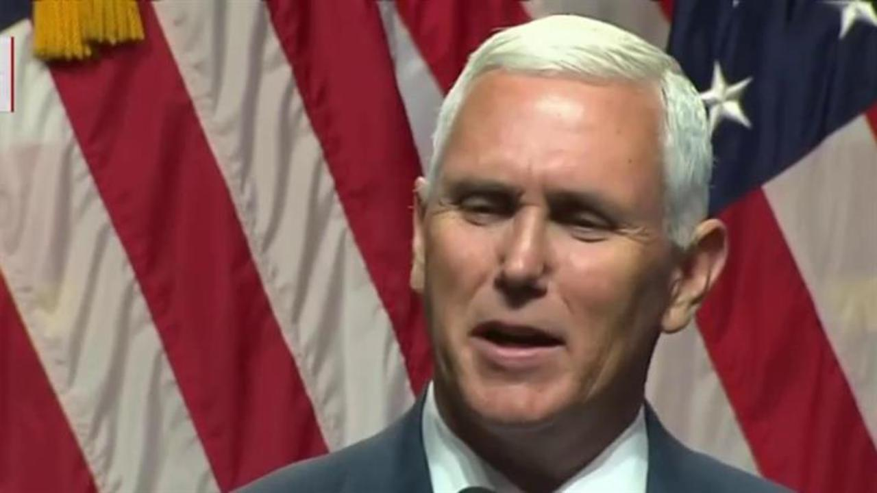 Mike Pence accepts VP invitation