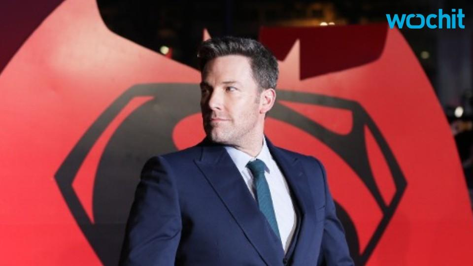 Plot Released for Ben Affleck's Batman Film?