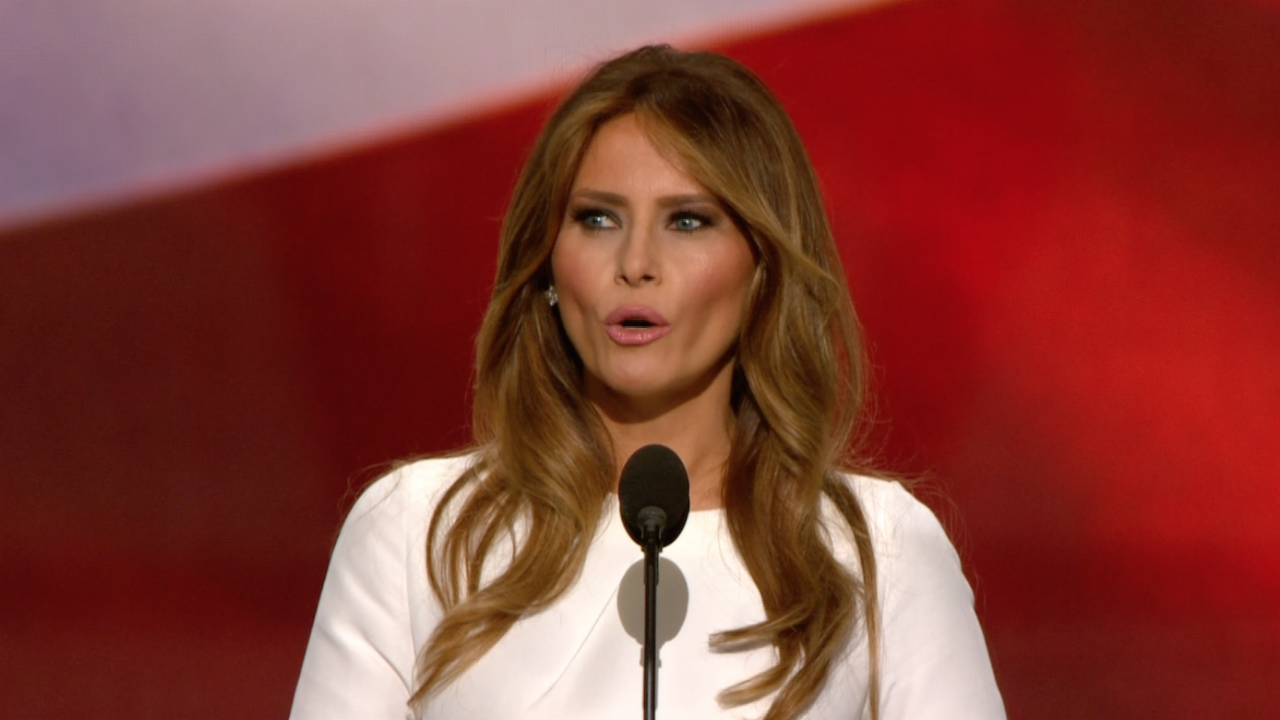 Watch Melania Trump's full speech at the Republican National Convention