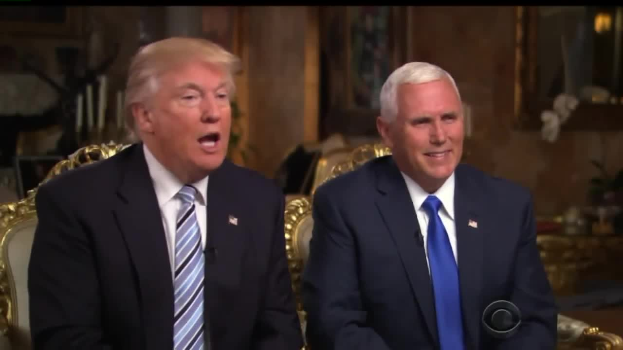Body Language Expert Breaks Down Donald Trump's Relationship With Mike Pence