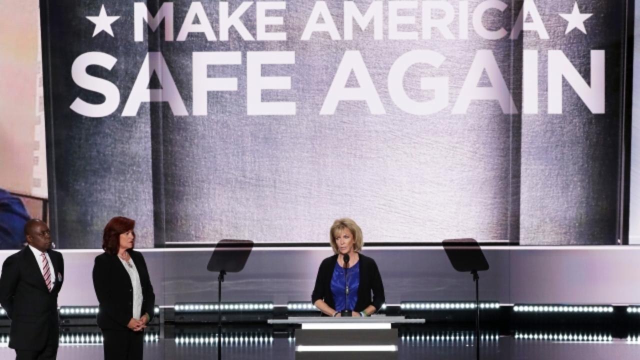 Parents of Kids Killed by People Who Illegally Immigrated Speak at RNC