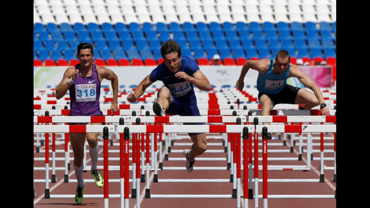 Russian track and field athletes will remain banned from the Olympics