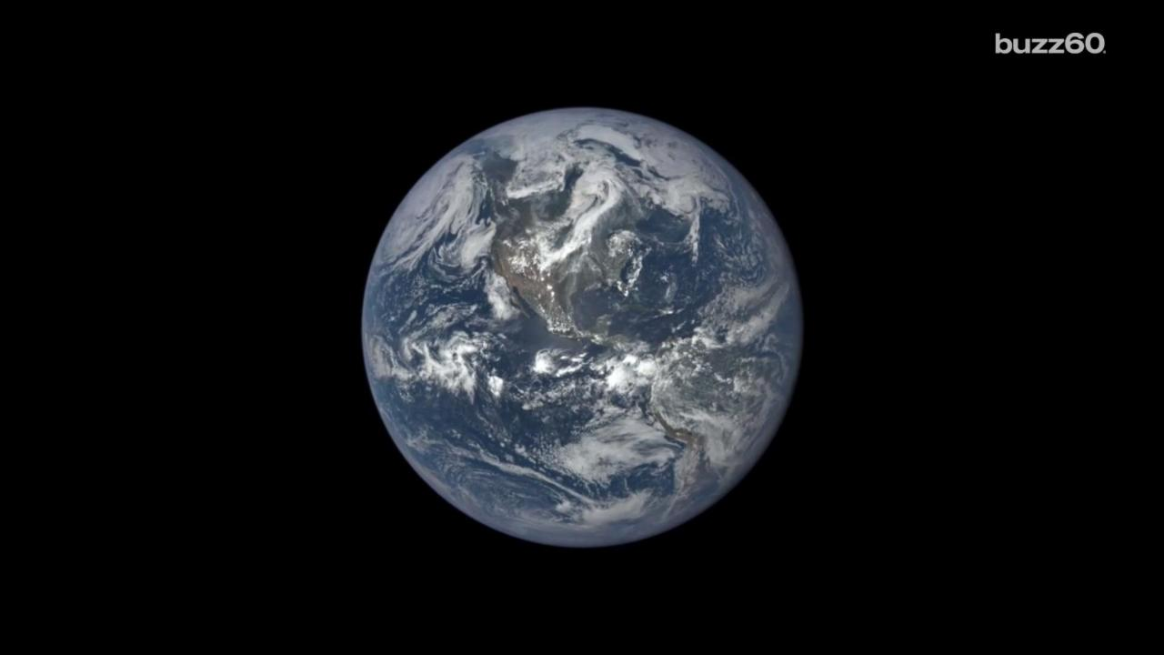 An Entire Year of Earth Caught on Stunning New NASA Video