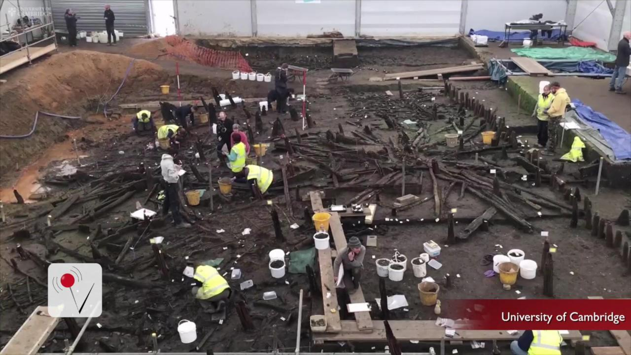 Ground Breaking Discovery: Archeologists Unearth Britain's 'Pompeii'