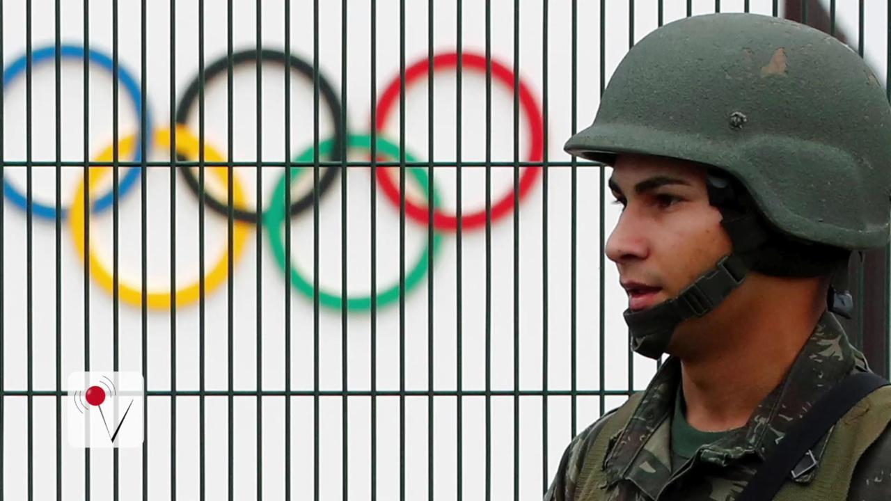 Brazilian Police Arrest Terrorist Group Over Olympic Attack Plot