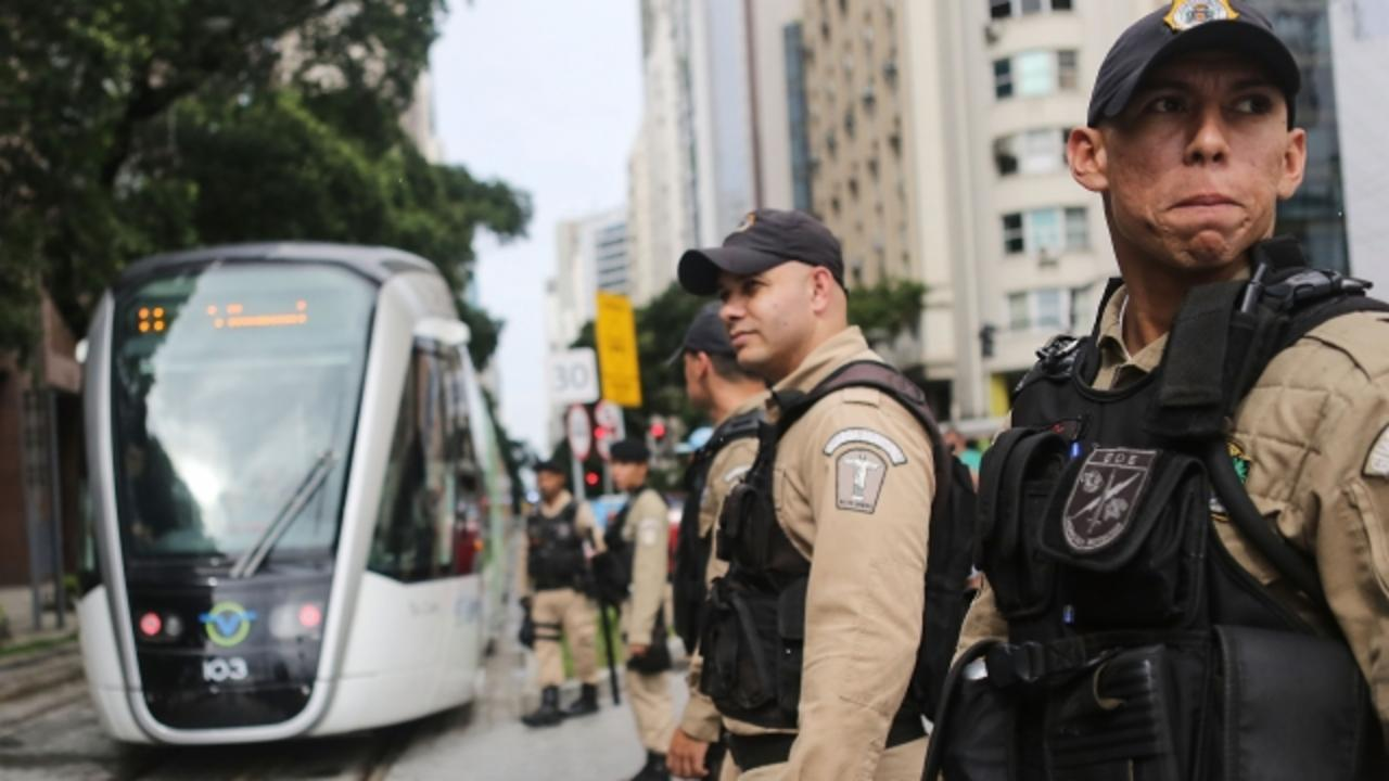 Brazil Arrests 10 Terror Suspects Accused of Plotting Olympics Attacks