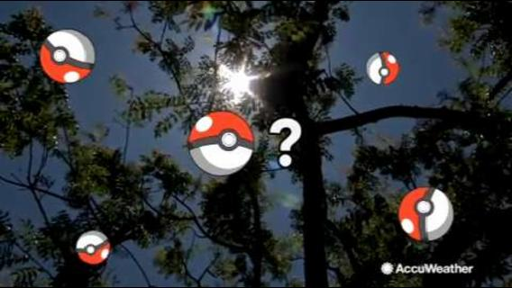 Can hot weather attract certain Pokémon?