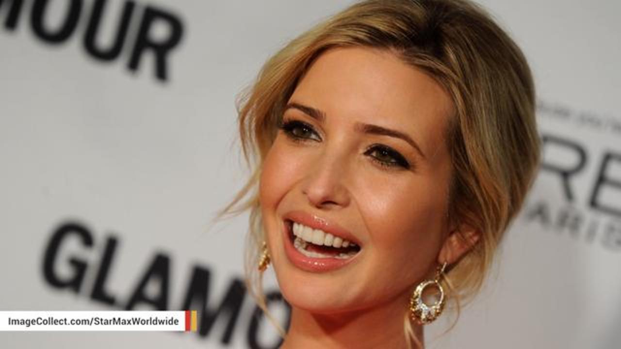College student reunites ivanka trump with her missing earring aol