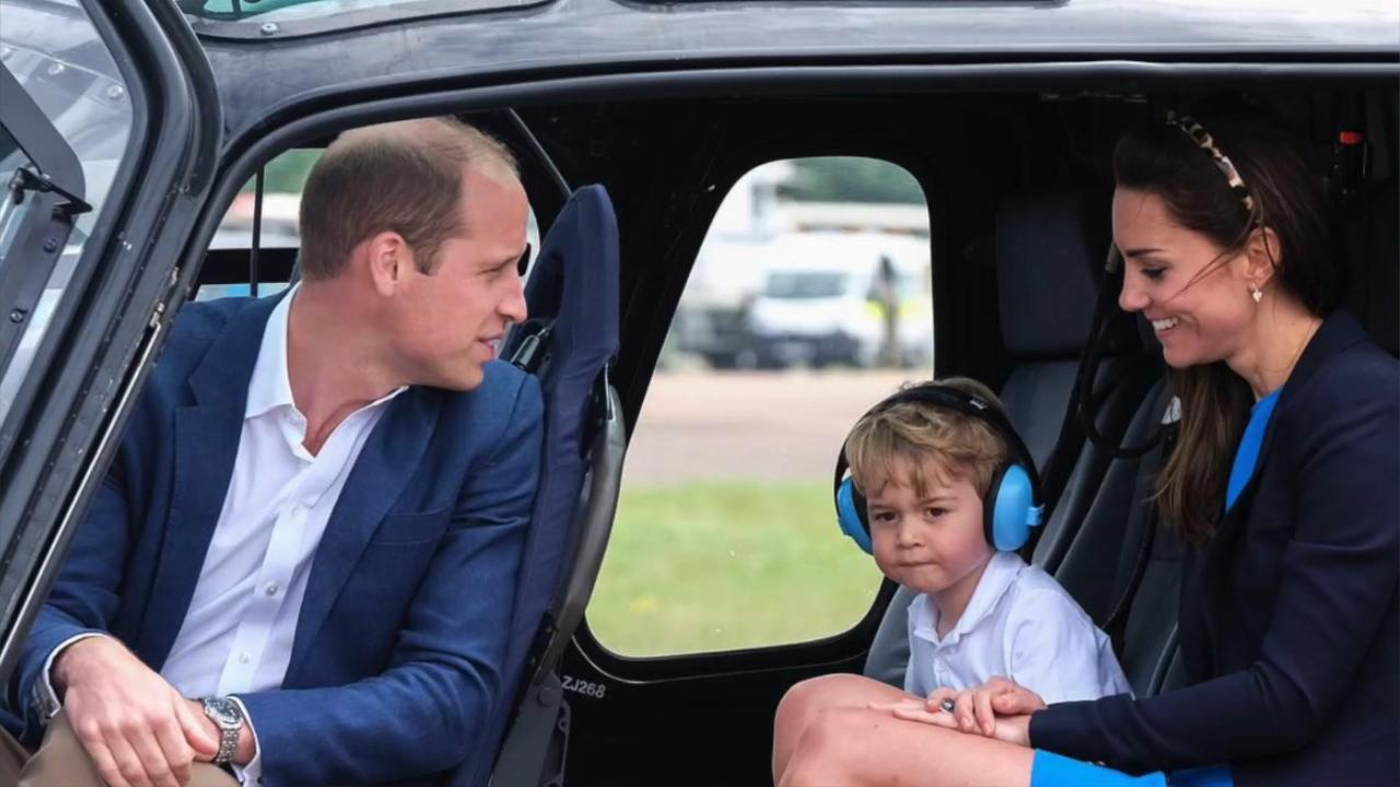3 Year Old Prince George Has His First Scandal... On His Birthday