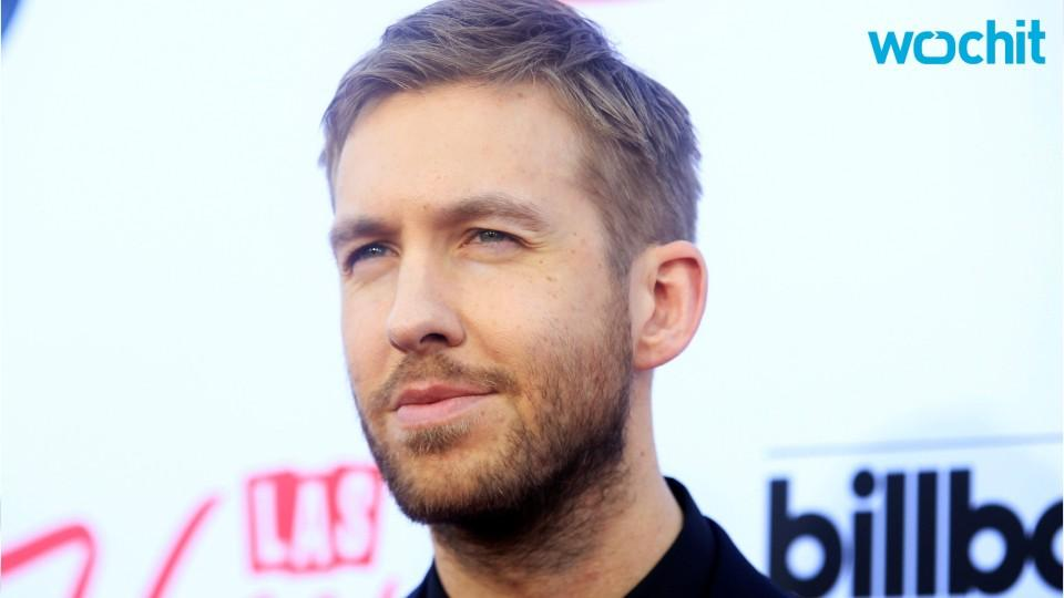 Calvin Harris Spotted Partying With Kim Kardashian In Vegas