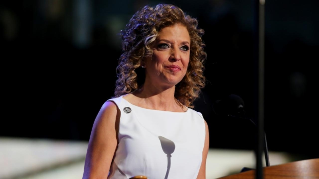 DNC Chair Talked Smack, but Now She's in a Mess of Her Own