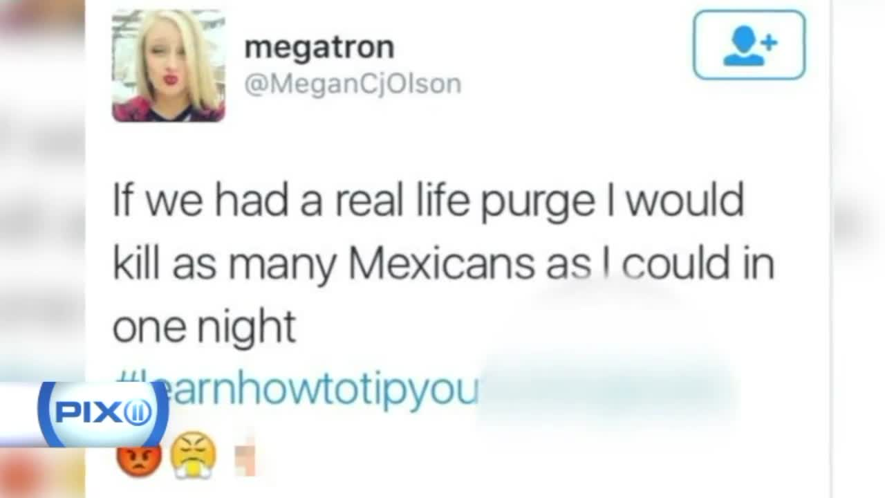 Colorado Waitress Fired After Posting Racist, Violent Tweet