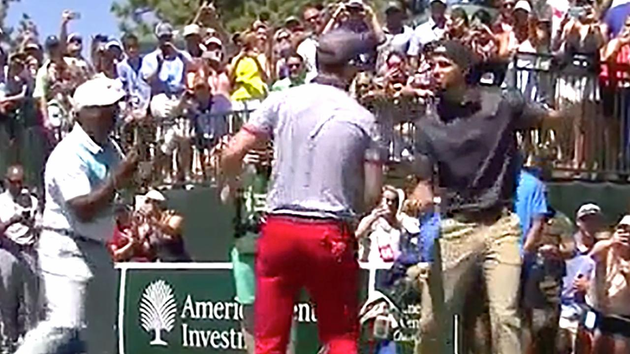 Stephen Curry & Justin Timberlake Do The Carlton Dance with Carlton