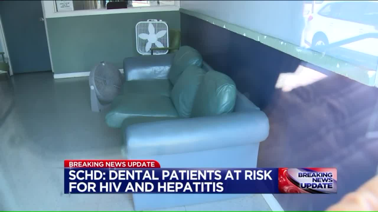 Patients of Now Closed Dentist Office Advised To Be Tested For HIV, Hepatitis