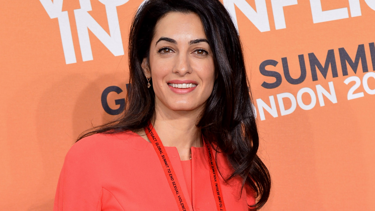 14 Photos That Prove Amal Clooney is Jackie Kennedy Incarnated