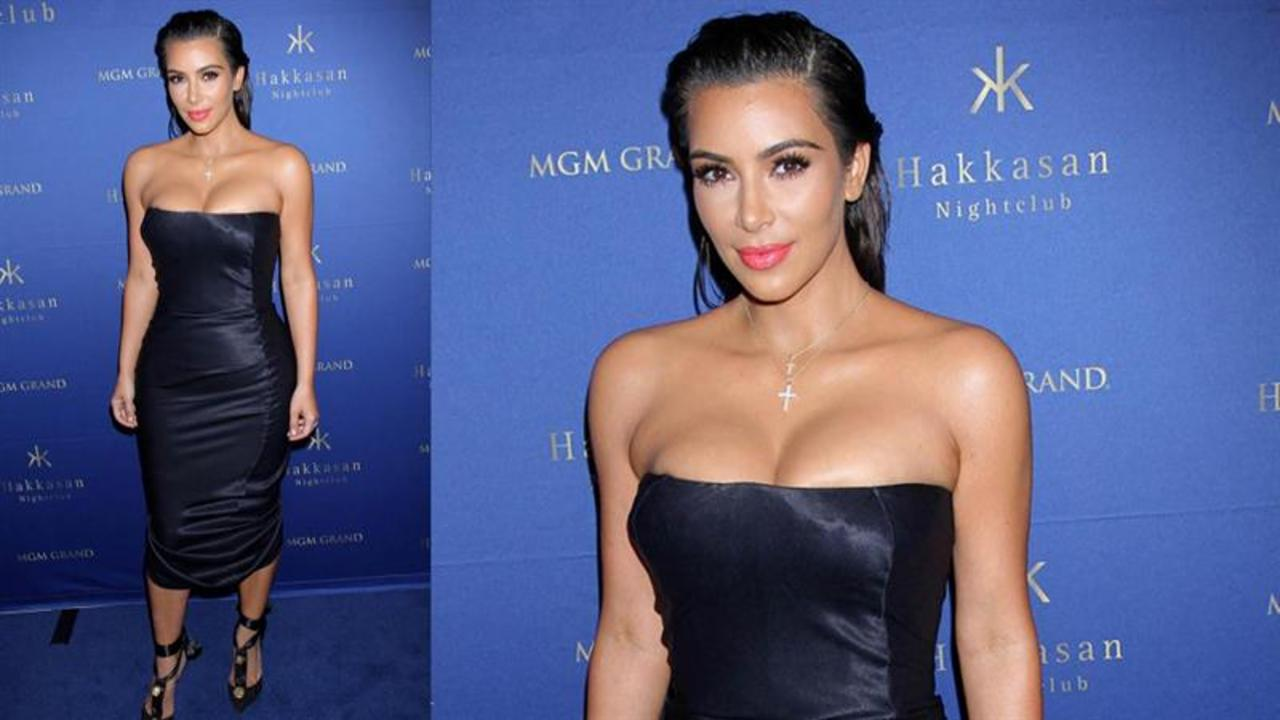 Kim Kardashian West Passes Her Weight Loss Goal