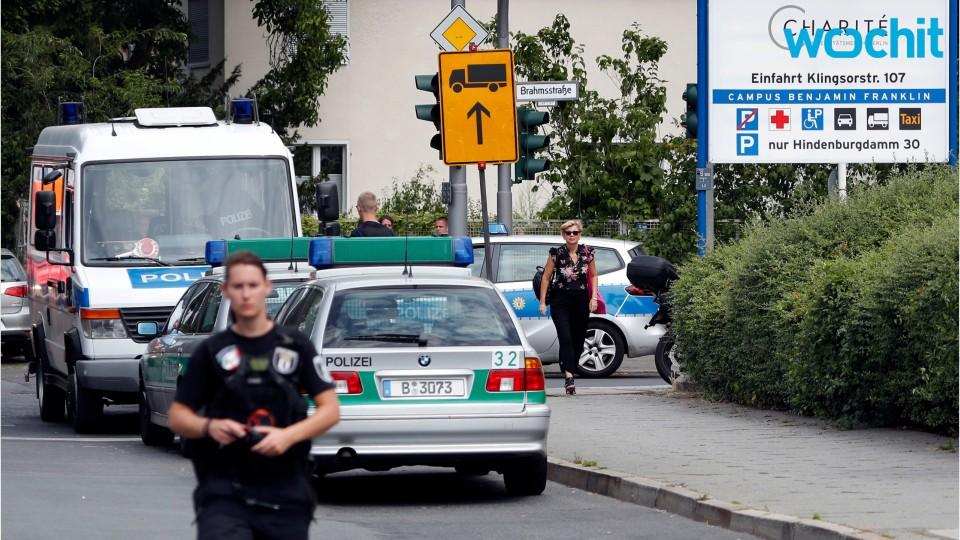 Doctor Killed By Patient In Germany