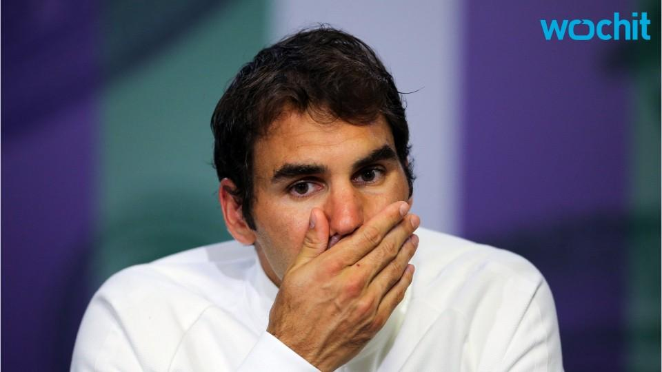 Federer Reveals He Won't Be Playing In Upcoming Olympics