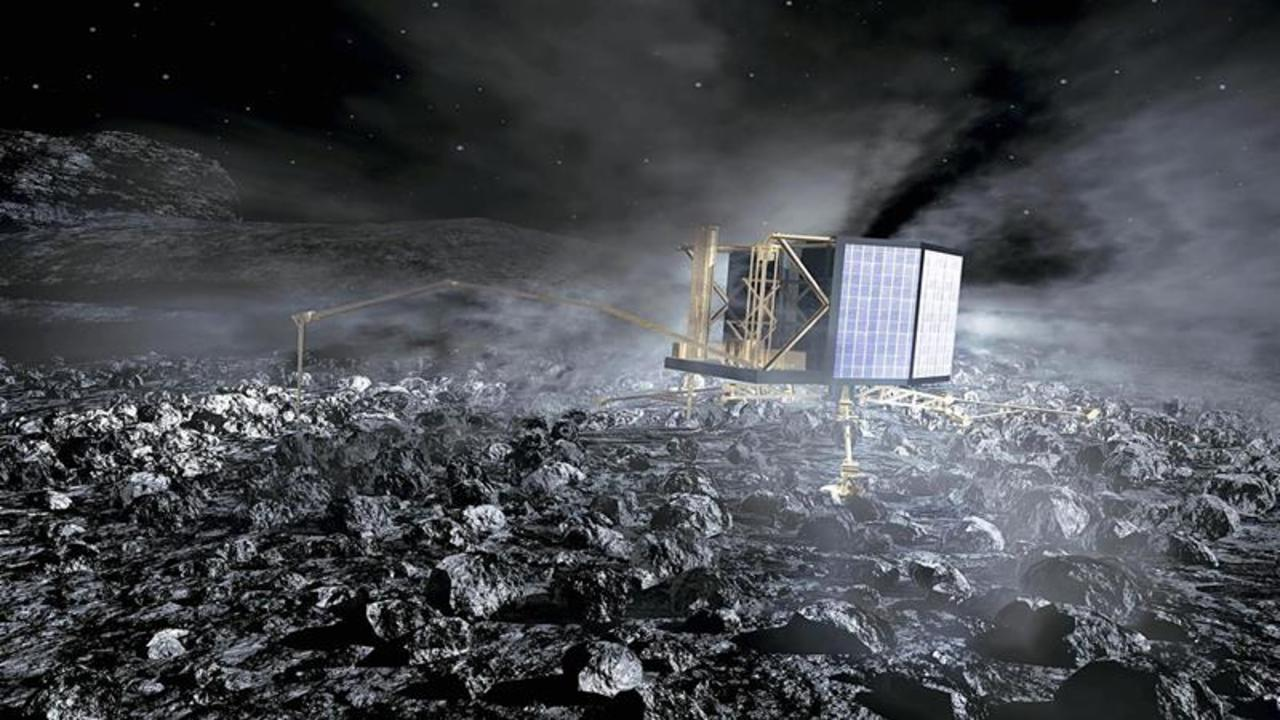 Goodbye Philae