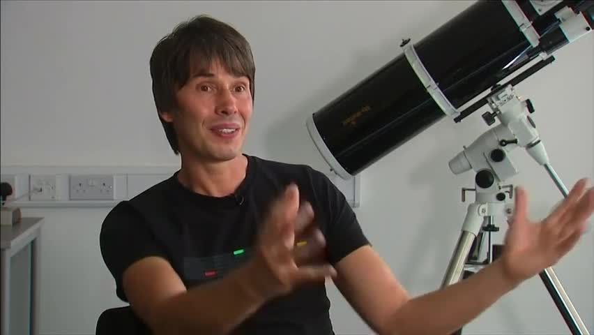 Professor Brian Cox Promotes Science at London School