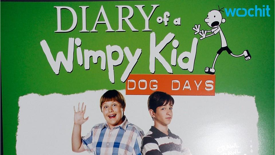 'Diary of a Wimpy Kid' Franchise Replaces Lead Actor