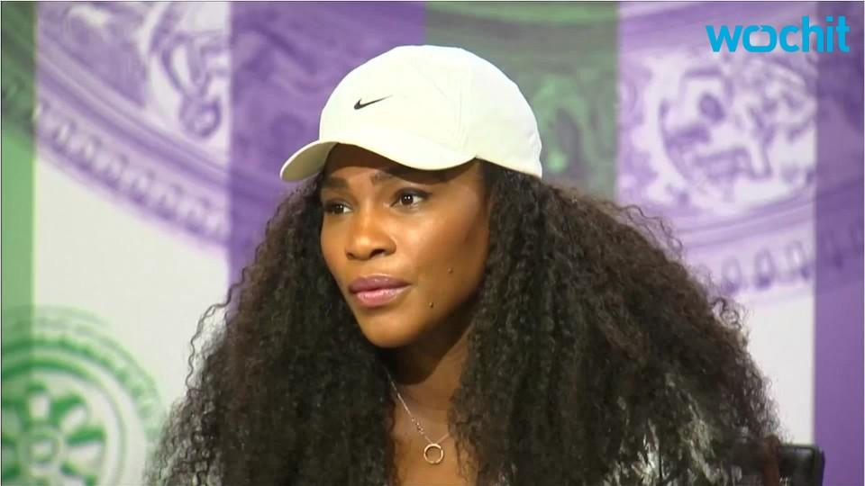 Serena Williams Thoughts On Love