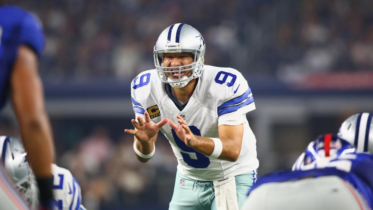 The MMQB Spotlight: Tony Romo