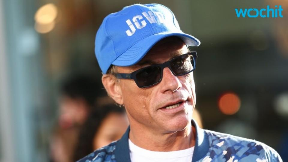 Jean Claude Van Damme Storms Out of Interview in Australia