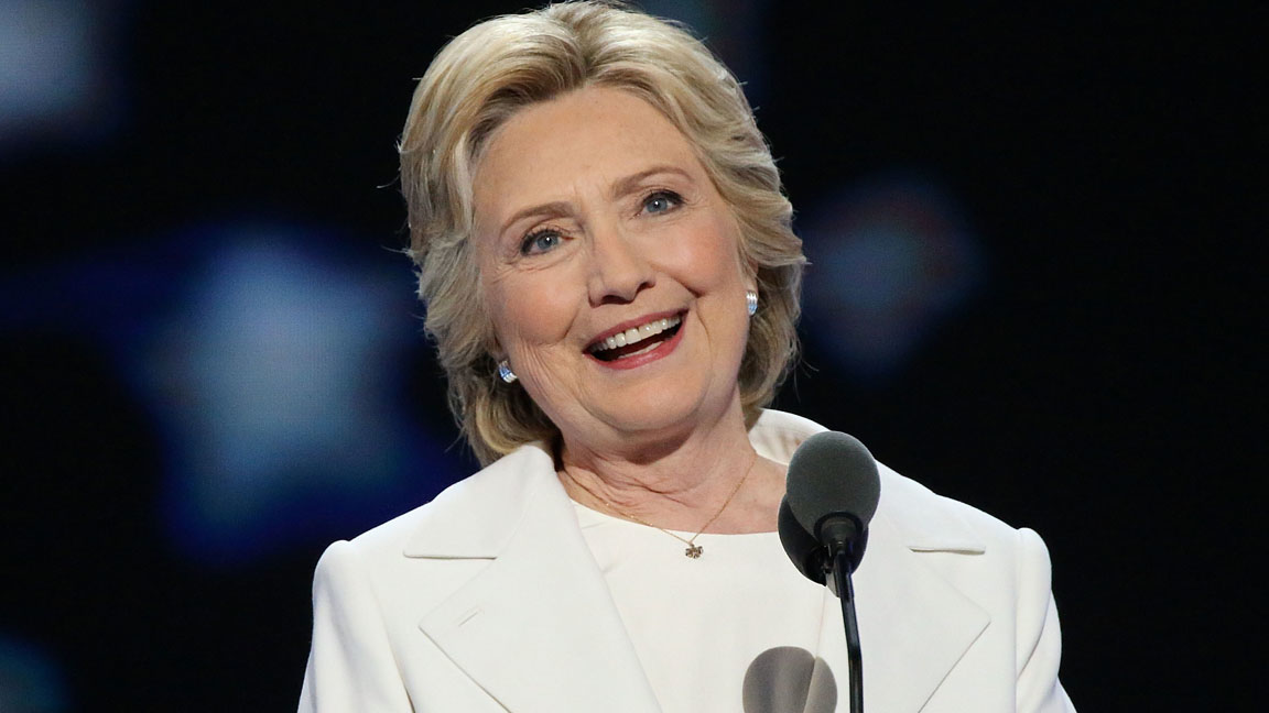 Hillary Clinton Delivers Legendary DNC Speech and More News