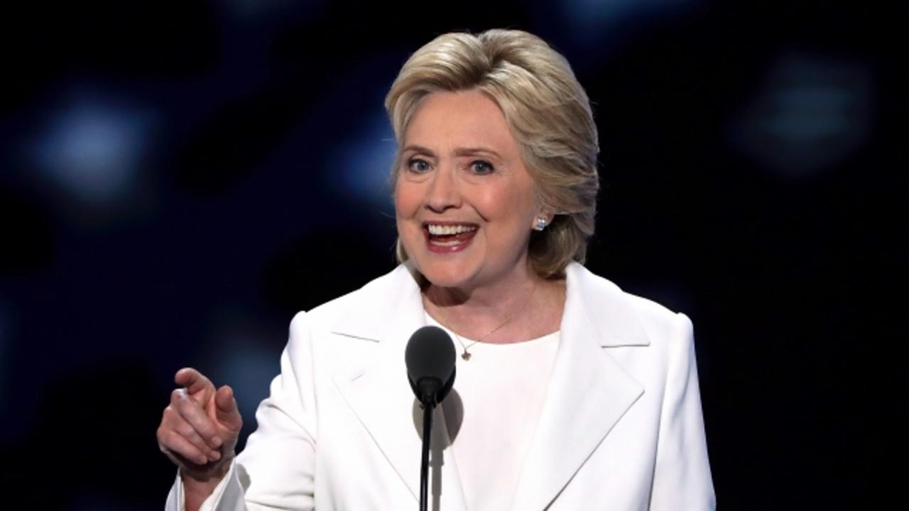 Hillary Clinton Accused of Plagiarizing a Line in Her DNC Speech