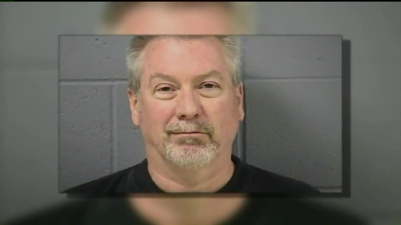 Drew Peterson Sentenced To 40 Years In Murder-For-Hire Plot