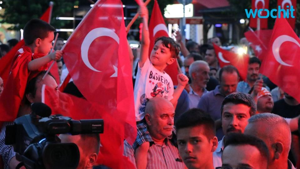 Turkey Arrests Nearly 16,000 People Over Failed Coup