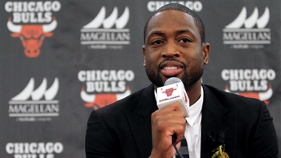 D. Wade: 'This is Jimmy Butler's team'