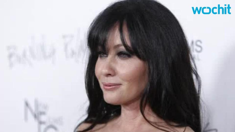 Shannon Doherty's Cancer Spreads