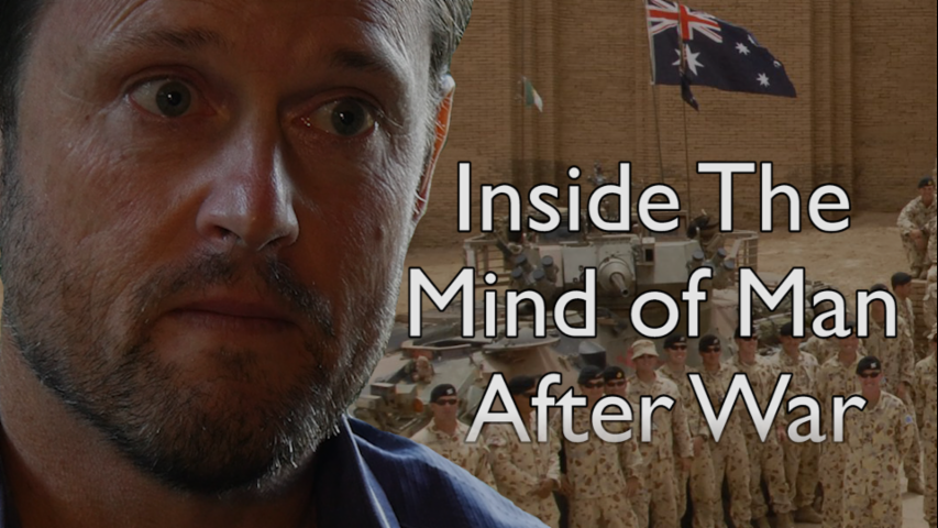 Fear, Anger And PTSD: Inside The Mind Of Man After War