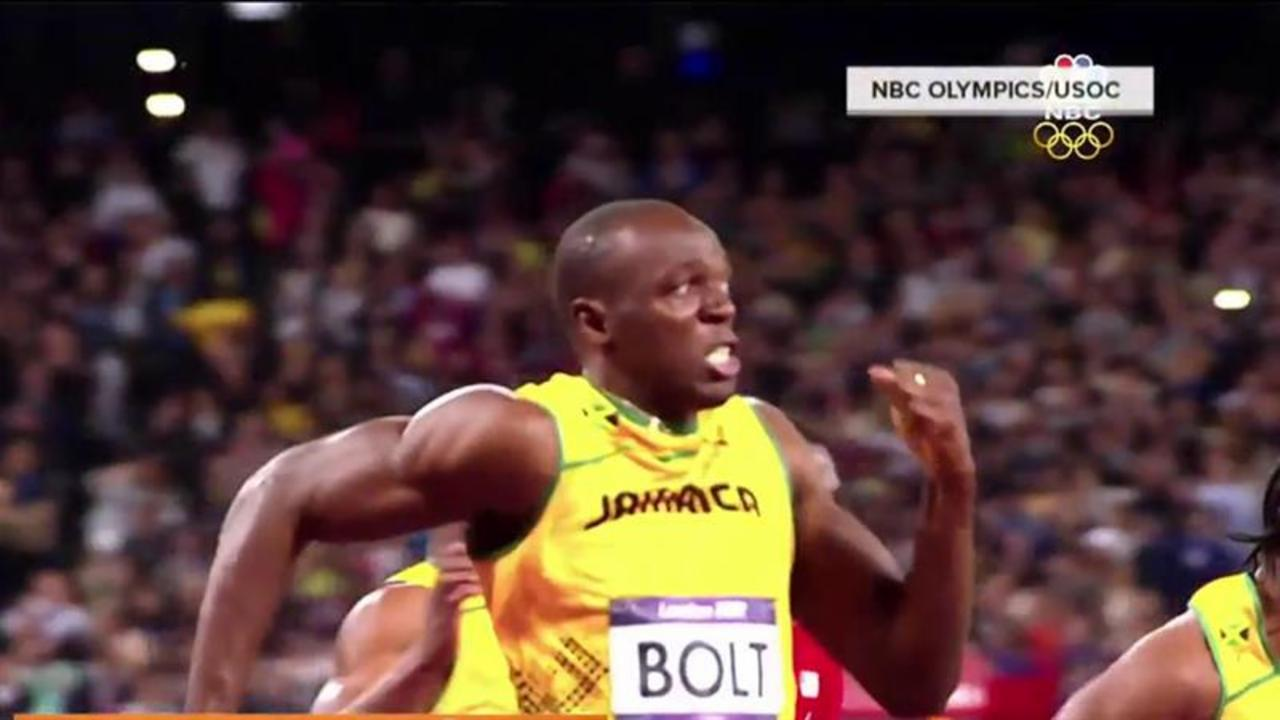 Olympic sprinting champ Usain Bolt has never tried running a mile