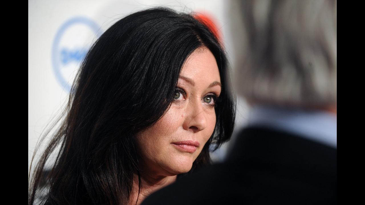 Shannen Doherty reveals breast cancer spread: 'the unknown is the scariest part'