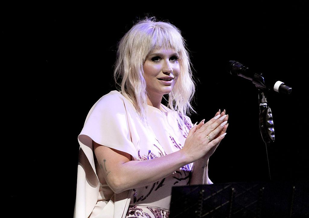 Kesha drops sexual abuse case against Dr. Luke to focus on music