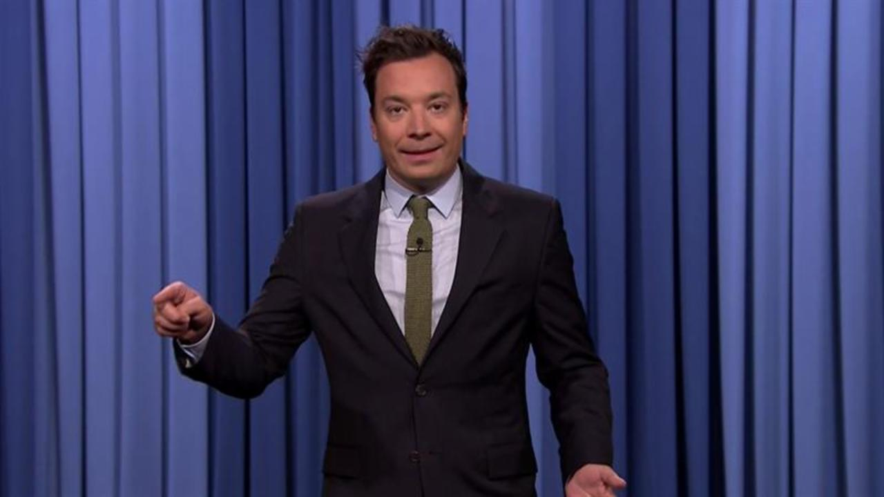 Jimmy Fallon Set to Host the 2017 Golden Globes