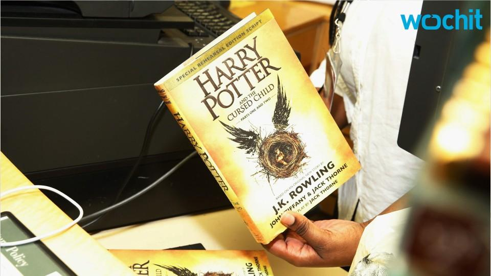Two Million Copies Sold In Two Days For Potter Script