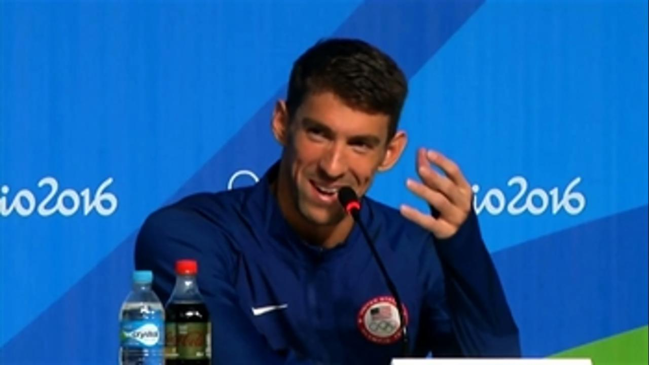 Phelps hints that Rio may not be his final Olympics