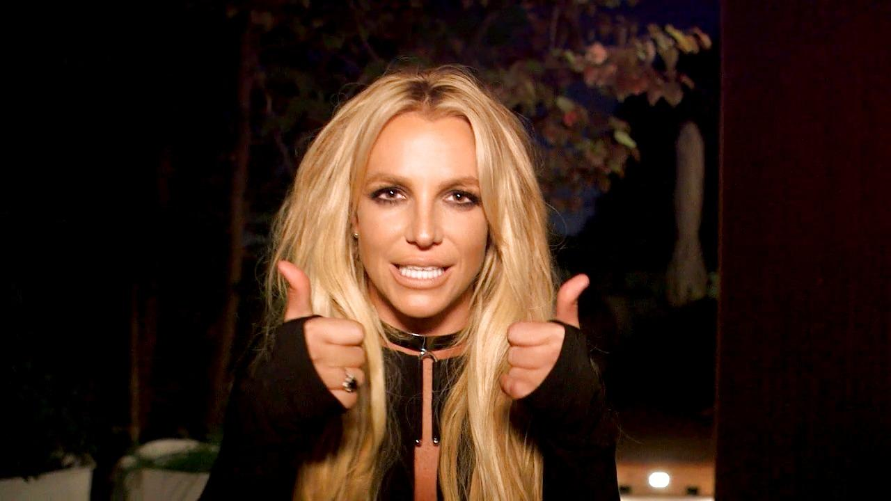 Britney Spears Pranks Jimmy Kimmel in the Middle of the Night